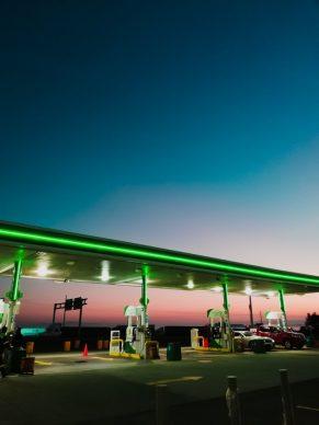 benzinepomp Benzinekosten berekenen afstand